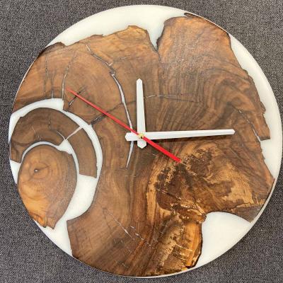 Epoxy Design Clock #2