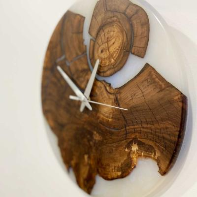 Epoxy Design Clock #3