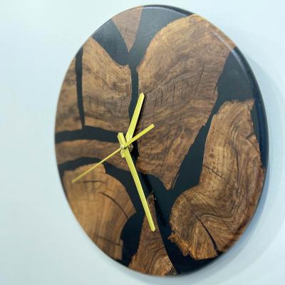 Epoxy Design Clock #4