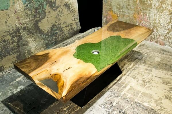 Журнальный стол Live Edge «Golf»