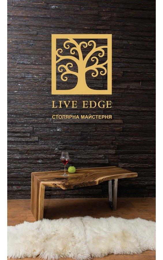 Столярная мастерская Live Edge